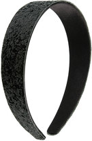 Tapered Glitter Headband