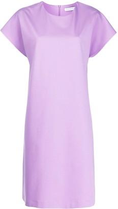 Harris Wharf London round-neck shift dress