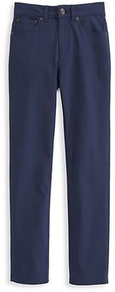 Vineyard Vines Little Boy's & Boy's On-The-Go 5-Pocket Pants