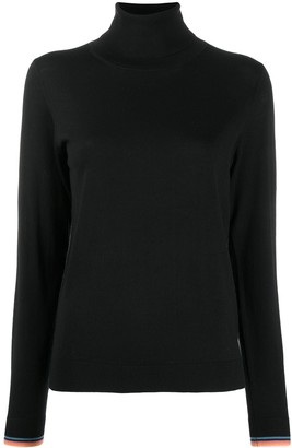 Paul Smith Roll-Neck Knit Jumper