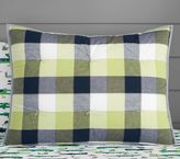 Pottery Barn Kids Puffy Plaid Quilt