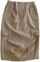 Max Mara Silk mid-length skirt