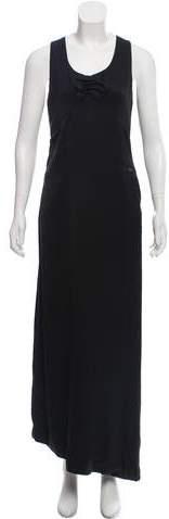 Chanel Sleeveless Silk Dress