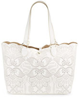 Paradox Large Perforated Leather Tote