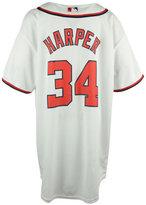 Majestic Boys' Bryce Harper Washington Nationals Replica Jersey