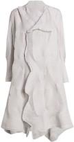 Issey Miyake Dots Stretch Long Jacket