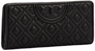 Tory Burch Fleming Leather Wallet