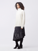 Diane von Furstenberg Jayleen Turtleneck Wool Sweater