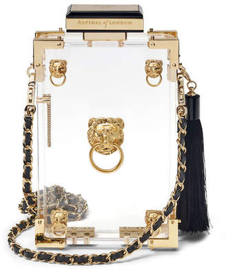Aspinal of London Lion Clutch