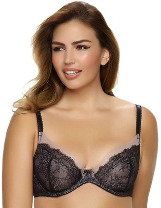 Paramour Women's Plus-Size Amber Unlined Bra