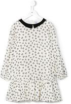 Simonetta leopard print dress