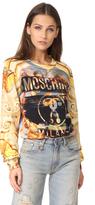 Moschino Angel Sweatshirt