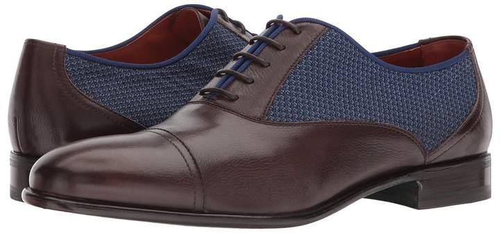 Etro Plaid Oxford Men's Shoes