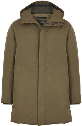Norse Projects Rokkvi Army Green Gore-Tex Jacket