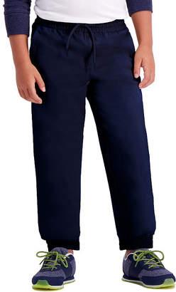 Haggar Sustainable Woven Jogger Pants Boys