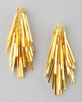 Eddie Borgo Tinsel Drop Earrings