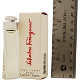 Salvatore Ferragamo By Eau De Parfum .17 Oz Mini