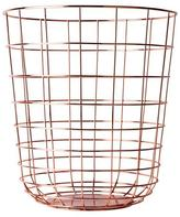 Menu Metal Wire Storage Bin