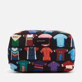 Paul Smith Cycle Jersey Print Wash Bag Black