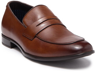 Steve Madden Masin Leather Penny Loafer