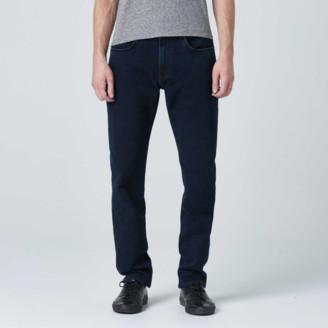 DSTLD Slim Jeans in Midnight Blue Overdye