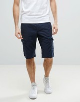 Esprit Chino Shorts In Navy