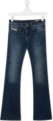 Diesel TEEN bootcut jeans