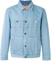 Études - denim jacket - men - Cotton - 50