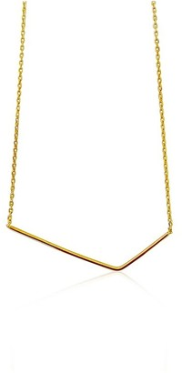Daixa Somed Uve 2 Necklace - Minimalist Gold