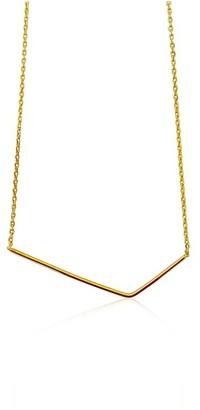 Uve 2 Necklace - Minimalist Gold