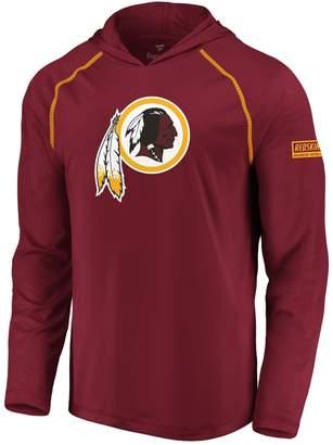 Redskins Unbranded Men's Washington Defender Logo Hoodie