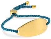 Monica Vinader Nura 18K Yellow Gold Friendship Bracelet