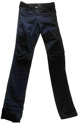 Filippa K Black Cotton Jeans for Women