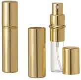 Gold Refillable Travel Size Perfume Bottle Spray, 12ml .41oz