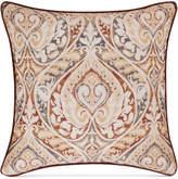 "J Queen New York Serenity Spice 20"" Square Decorative Pillow Bedding"