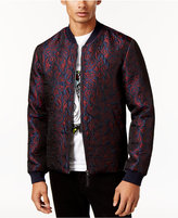 Versace Men's Swirl-Pattern Jacket