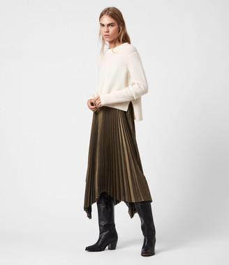 AllSaints Lerin 2-In-1 Dress