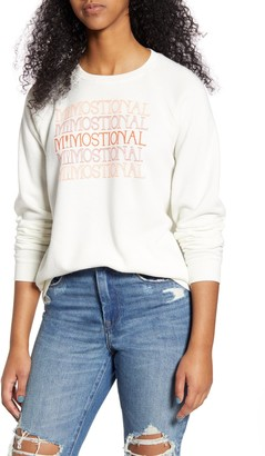 PST by Project Social T Mimositional Sweatshirt