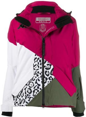 Kappa Colour-Block Padded Jacket