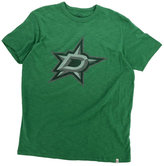 '47 Men's Short-Sleeve Dallas Stars Scrum Logo T-Shirt