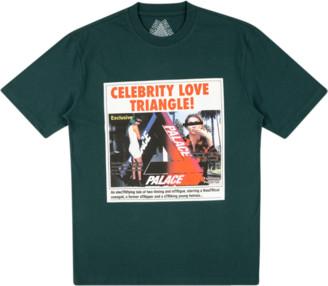 Palace Love Triangle T-Shirt - Small