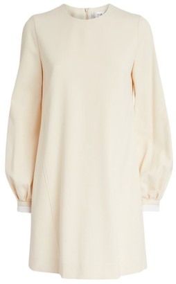 Victoria Victoria Beckham Bell-Sleeve Mini Dress