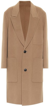 Ami Wool and cashmere coat