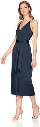 The Fifth Label Women's Sleeveless Cropped Wide Leg Jumpsuit