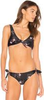 MinkPink Jasmine Bikini Top