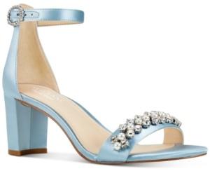 Nine West X Neil Lane Women's Passion Dress Sandals Women's Shoes