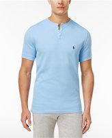 Polo Ralph Lauren Men's Cotton Henley Pajama Top