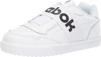 Reebok baby boys Techque T Slip on Walking Shoe