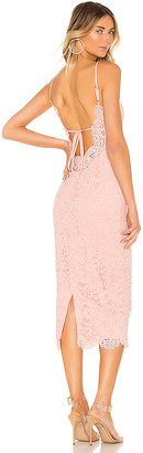 NBD Charlene Midi Dress