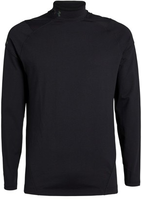 Under Armour Rush Coldgear Mock-Neck Top